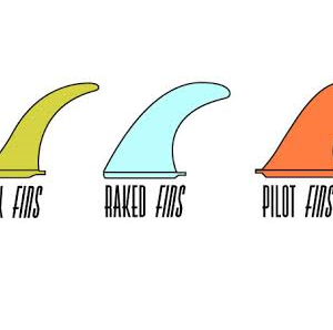 Long Board Fins