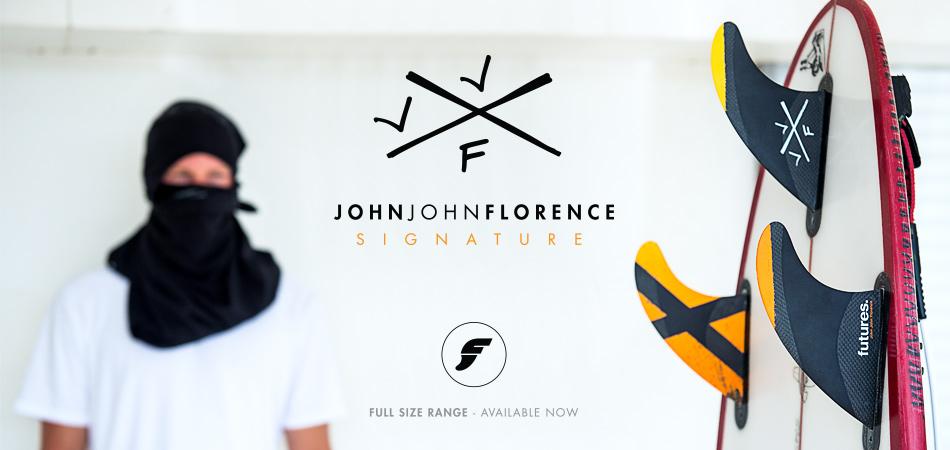 John John Fin~Futures推出全系列