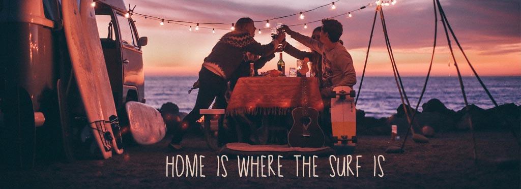 哪裡有浪哪裡就是家