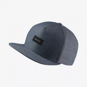 Hurley Dri-FIT Staple- Wolf Grey-Obsidian