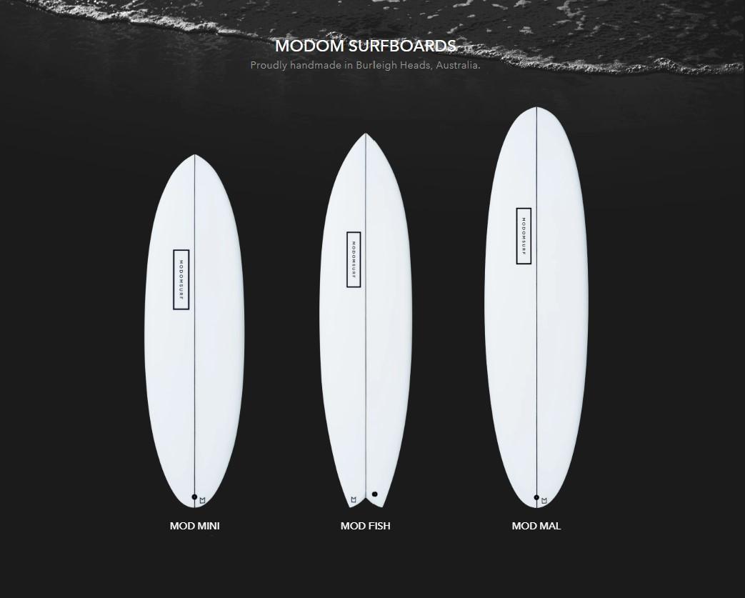 Modom Surfboard