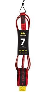 2019 Quiksilver EuroGlass Highline SurfBoard Leash 7 red EGLHHLINE7.150x300